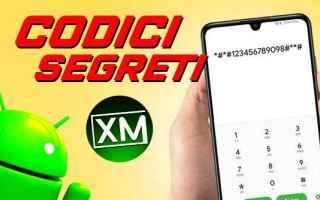 codici android android codici segreti