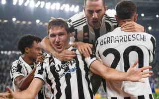 Champions League: juventus  juve