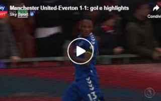 Calcio Estero: manchester inghilterra video calcio cr7
