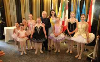 Arte: Great success in Italy for the dancers from Tanzschule Chiara Matt