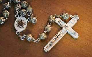 santo rosario  corona  devozione  dono