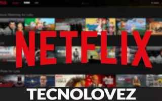 Internet: netflix aumento abbonamento