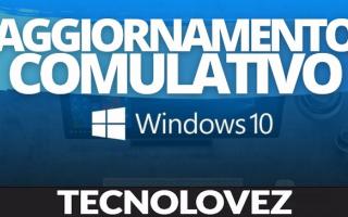 Computer: windows 10 kb5005611  aggiornamento