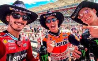 I protagonisti, promossi e bocciati del Gran Premio delle Americhe sono stati:<br /><br />PROTAGON