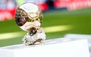 pallone d'oro 2021