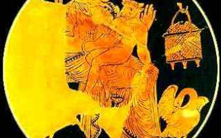 Cultura: era  iacco  incarnazione  mitologia