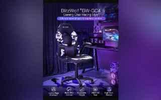 Gadget: blitzwolf bw-gc4  blitzwolf  gaming