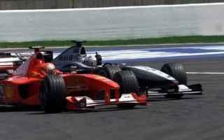 formula 1  coulthard  schumacher  storia